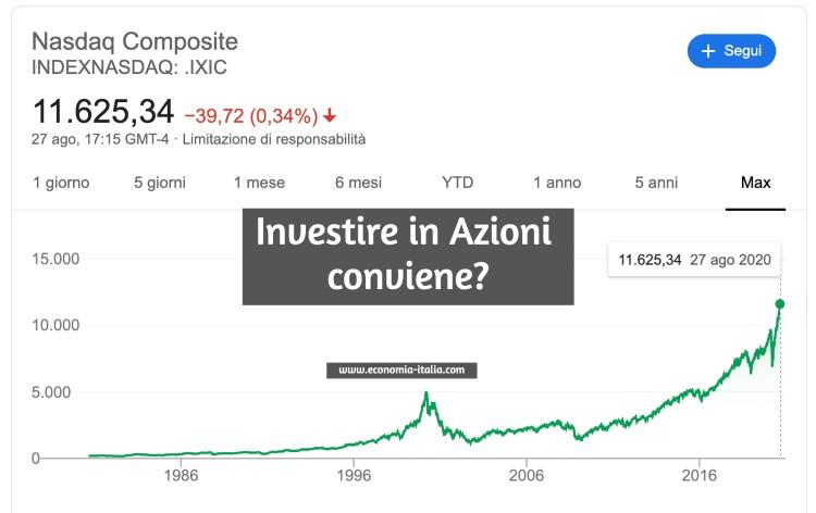 Investire in Azioni Conviene, o No? Pro e Contro dell'Investimento in Borsa