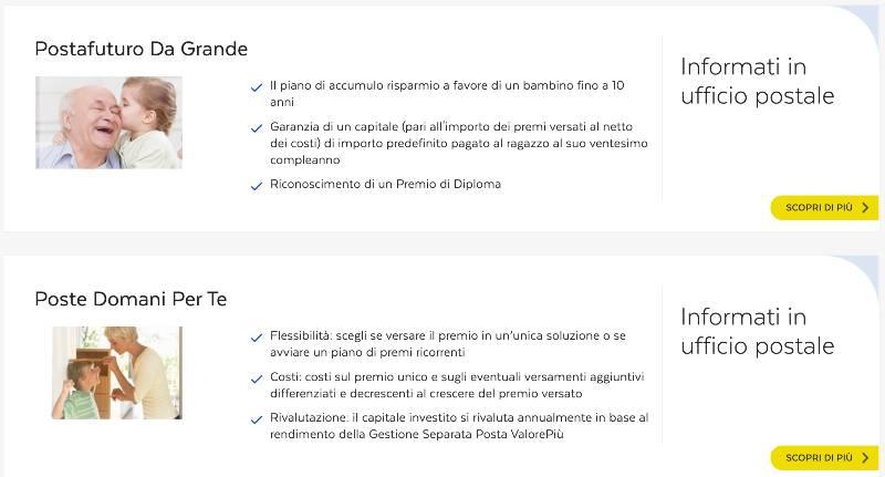 Polizza Vita di Poste Italiane: come funziona, conviene farla nel 2021?