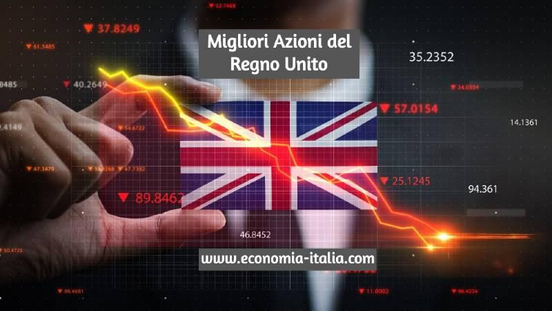 Migliori Azioni del Regno Unito da Comprare nel 2021 per Investire
