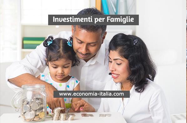 Migliori Investimenti per Coppie con Figli: ecco alcune idee