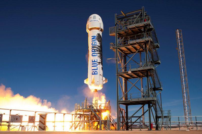 Azioni Blue Origin Quando Ci sarà la IPO e si potrà Investire?